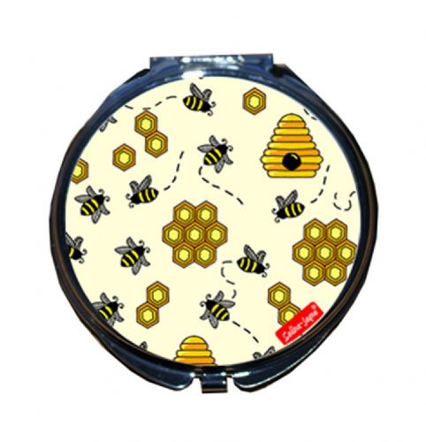 Selina-Jayne Bees Limited Edition Compact Mirror
